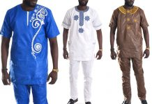 Latest Nigerian native attire styles for men and ladies