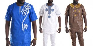 Nigerian native attire styles for guys and ladies