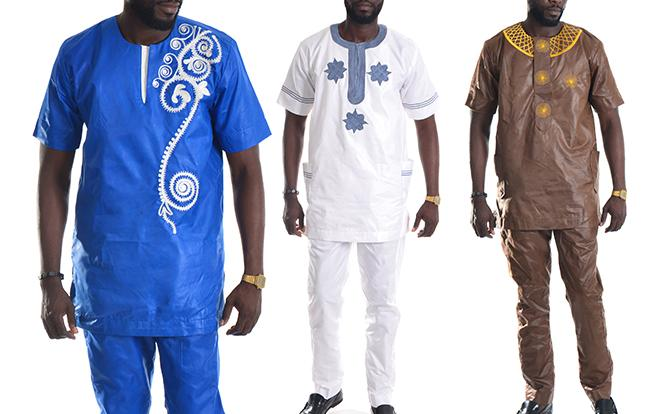Nigerian native attire styles for ladies and men