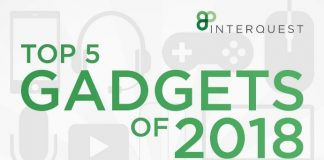 Here are the top 5 gadget's of 2018