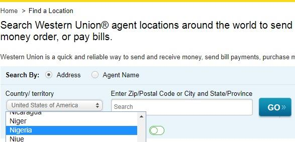 western union tracking Uk - track transfer locations and agents