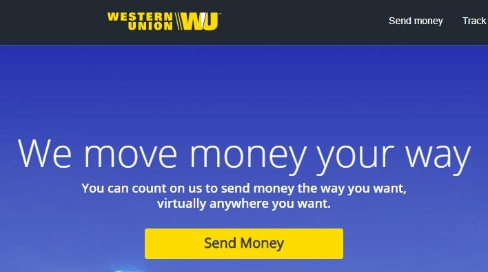 Western Union Tracking Money Transfer To Send