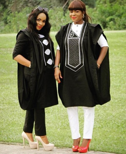 agbada for ladies