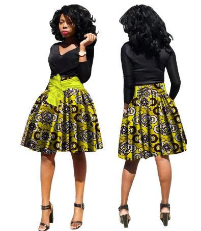 traditional skirts latest trends