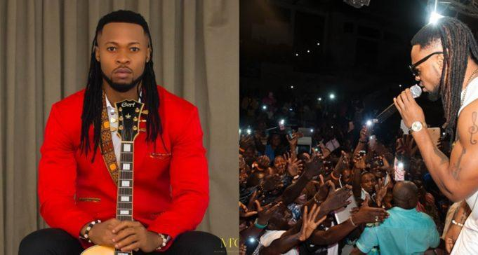 Flavour nigerian music artiste comes 10th on the list with N3 Billion in Net Worth
