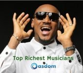 Who is the richest musician in nigeria Now? Check the LATEST list of the top 10 richest musician in Nigeria 2018 to 2019 & their net worth based on forbes.