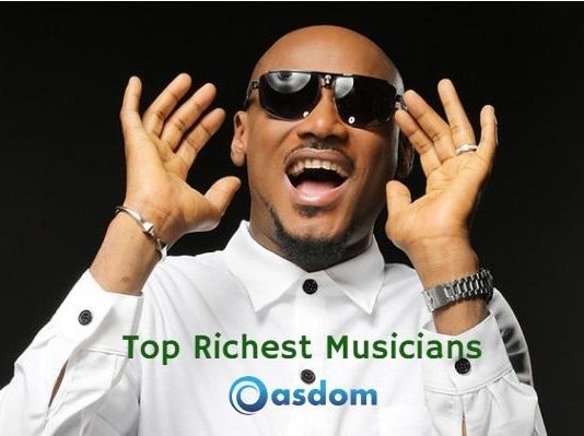 Full list of top 10 richest musician in Nigeria 2019