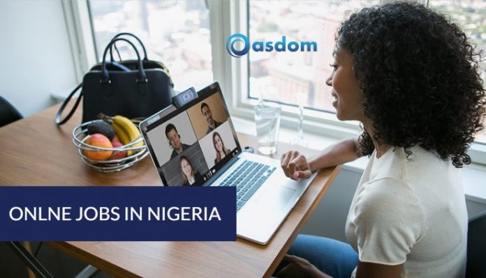 11 paying online jobs in Nigeria for students and work from home opportunities