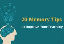 Our minds are unpredictable you know, and it's so unfortunate when you try to remember something buy keep forgetting it. Here are 20 tips to help improve memory in no time.