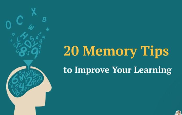 Oasdom.com 20 tips to improve memory