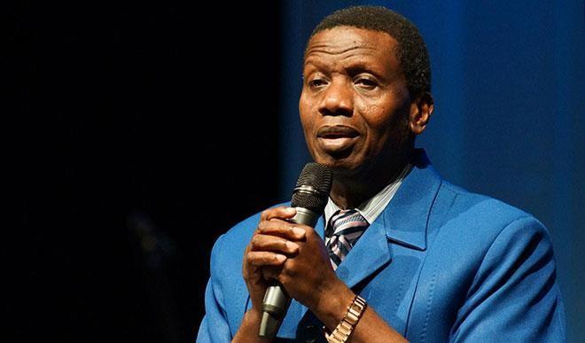 Enoch Adeboye - richest pastors in Nigeria