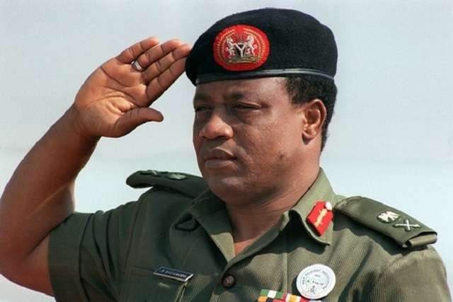 Ibrahim babangida president of Nigeria in the past