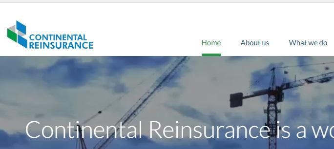 insurance companies in Nigeria - continental reinsurance