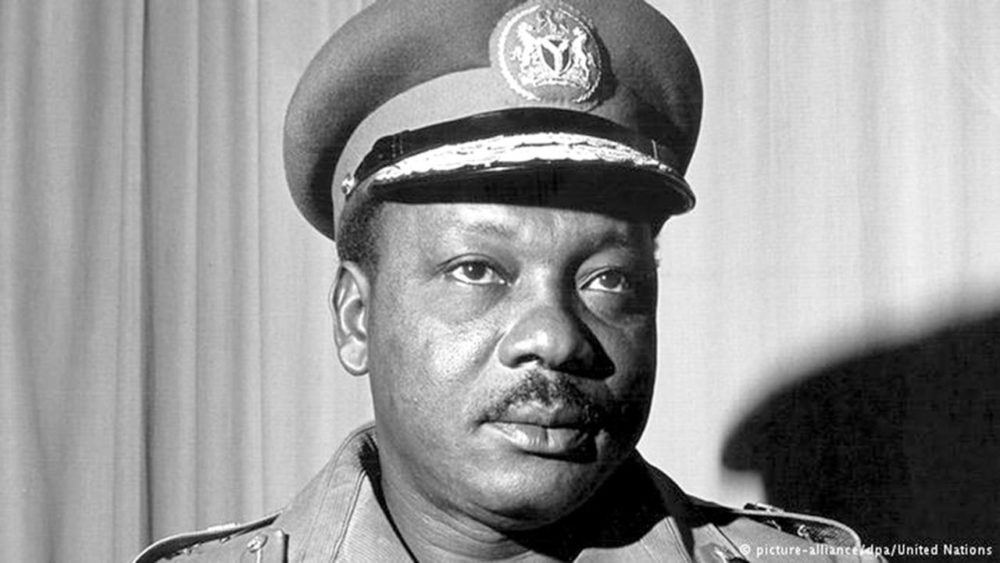major general aguiyi ironsi Nigerian presidents