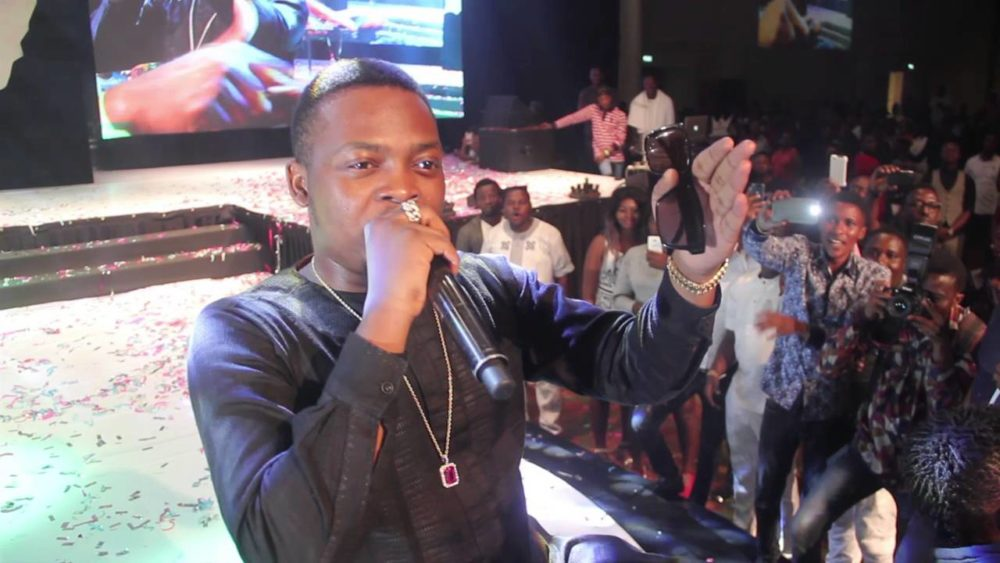 olamide comes 9th in the top richest musician in nigeria