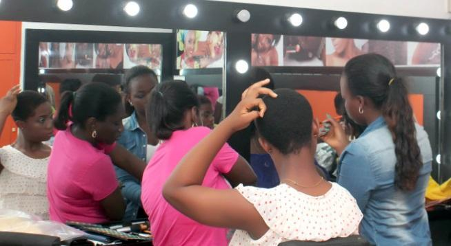 taries beauty school in lagos makeup classes