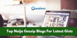 Oasdom.com top 21 naija gossip blogs for latest amebo gists