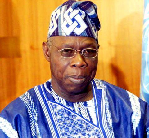 Olusegun-Obasanjo nigerian president