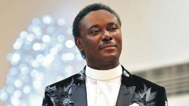 Rev Chris Okotie richest pastor in Nigeria
