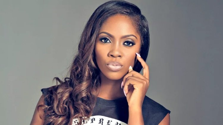 Tiwa savage ranks 12th in top 20 richest musicians as the first lady