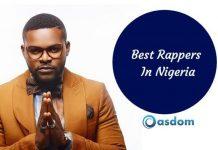 top 10 best rappers in Nigeria