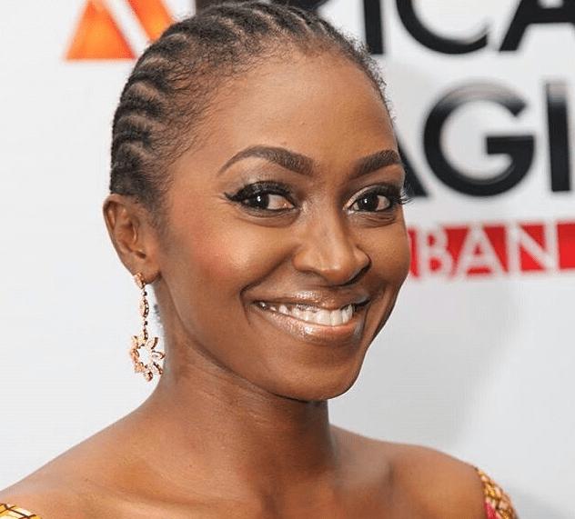 Kait Henshaw Nigerian actress movie star