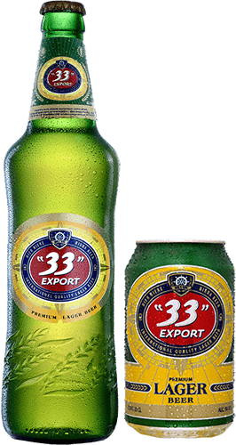 33 export lager beer list of alcoholic drinks