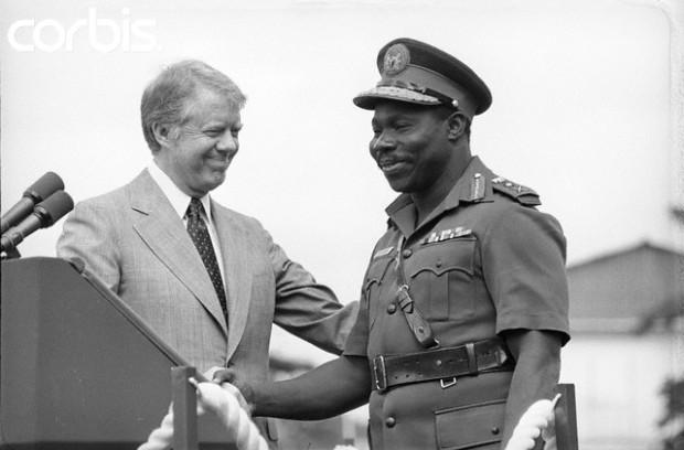 General Olusegun Obasanjo Military leadership