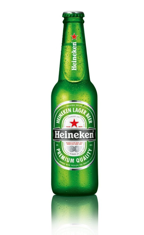 Heineken Beer alcoholic brand in Nigeria