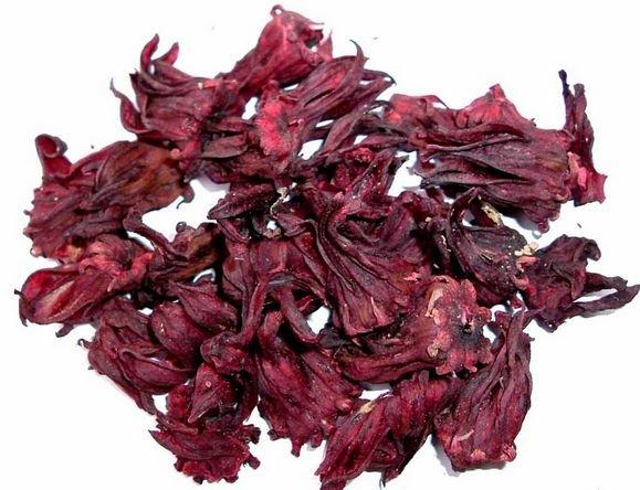 How to make zobo drink - Hibiscus sabdariffa dried Roselle Plant
