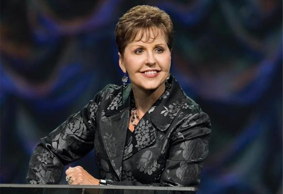 Joyce Meyer Ministries Richest female pastor in the world