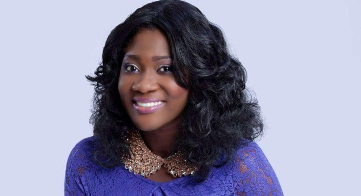 Mercy johnson okojie female actress in Nollywood