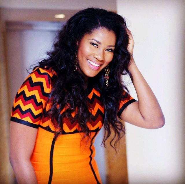 Nigerian actresses - Stephanie Okereke Linus