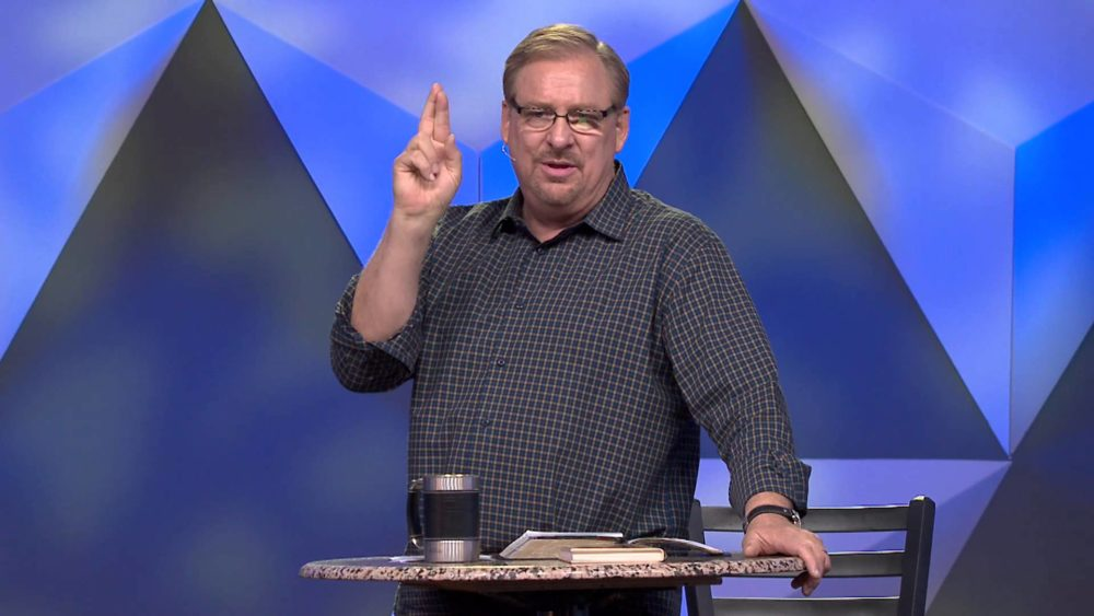 Rick Warren worlds richest pastors