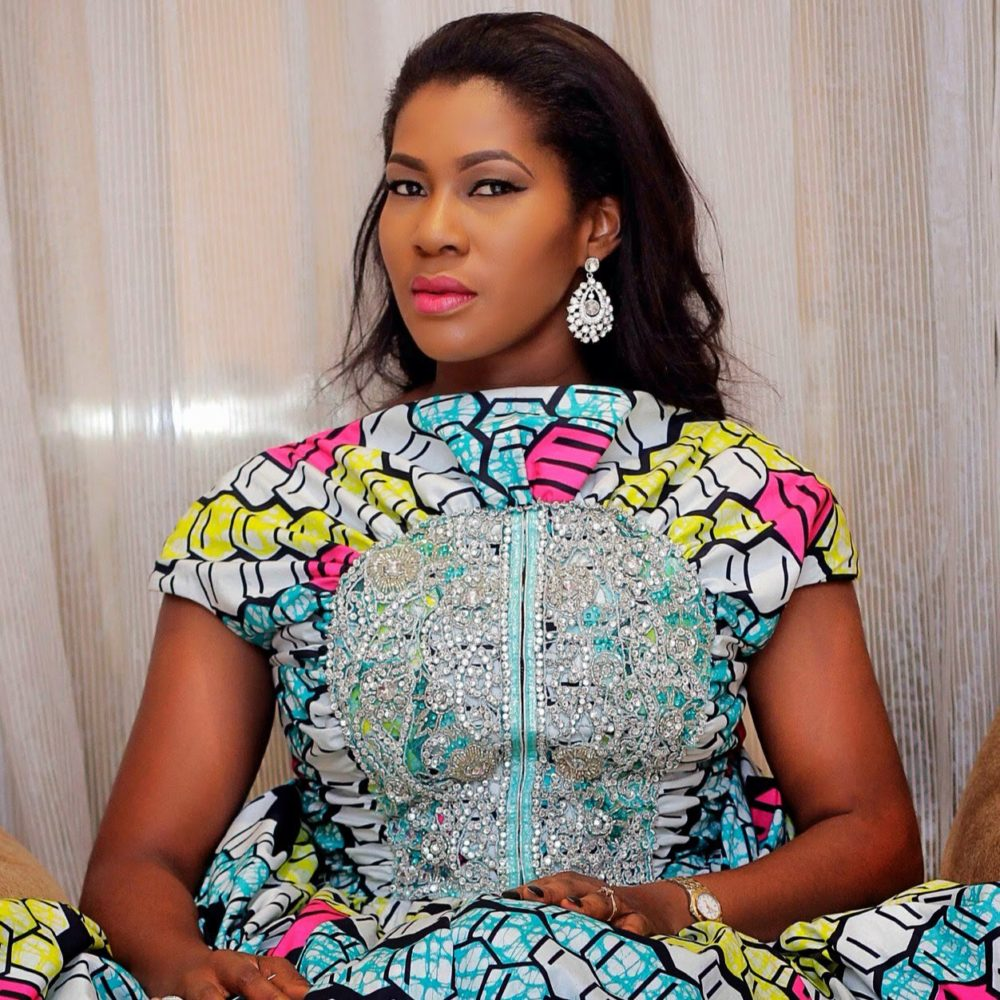 Stephanie okereke richest female actress in nigeria