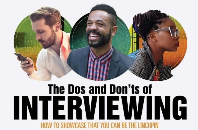 interview dos and donts Do's and don'ts in an interview and different interview tips are shown in this presentation which can help you in clearing the interview  job interview dos and donts.