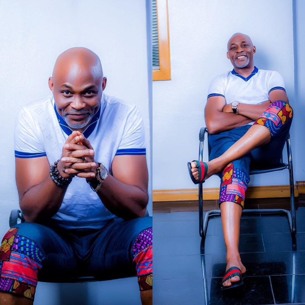 The richest actor in Nigeria nollywood - Richard Mofe Damijo