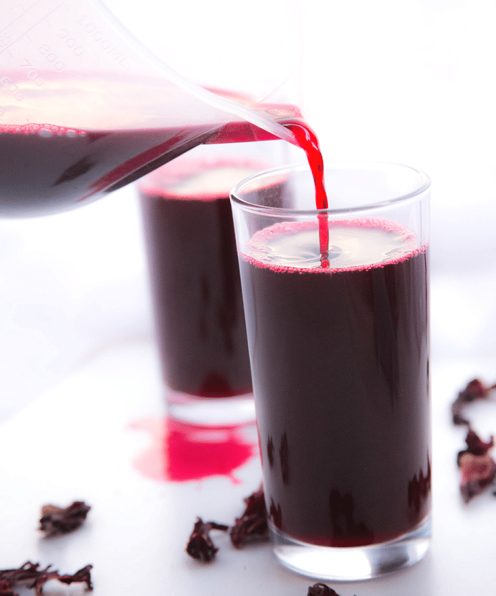health benefits of zobo drink for the body