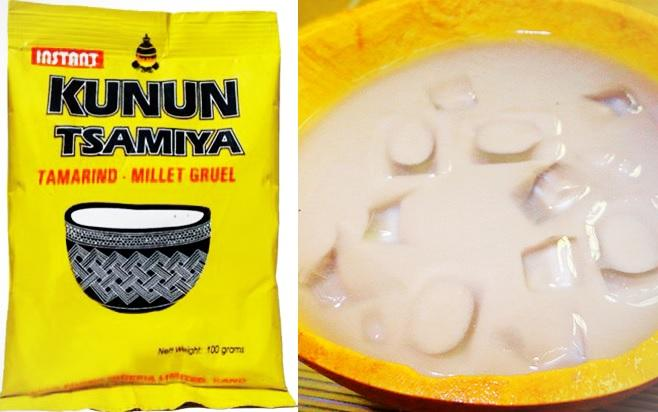 how to make kunu tsamiya
