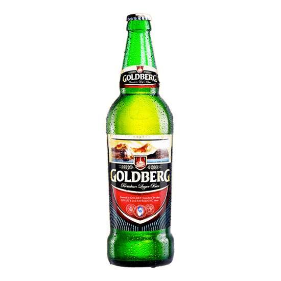 list of alcoholic wines in nigeria - Goldberg beer