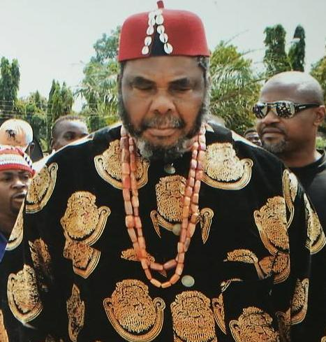 richest actor in Nigeria - Pete Edoche