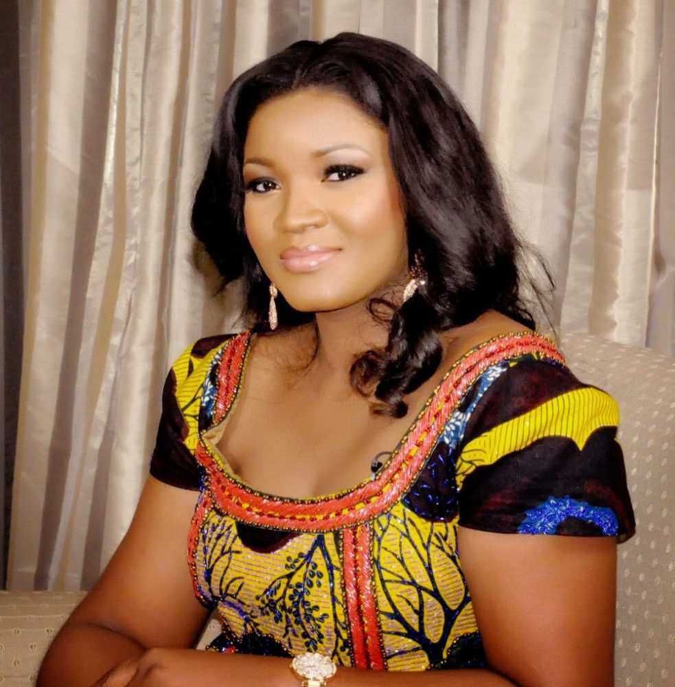 richest female actress - omotola jalade