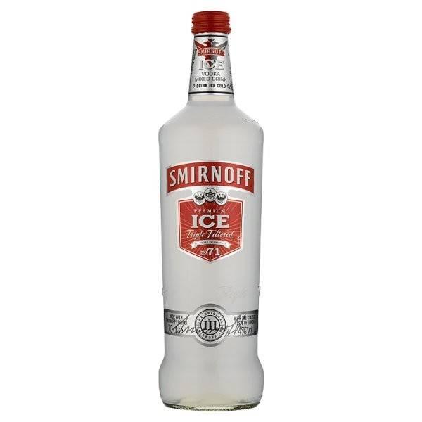 Smirnoff Ice vodka alcoholic drink price