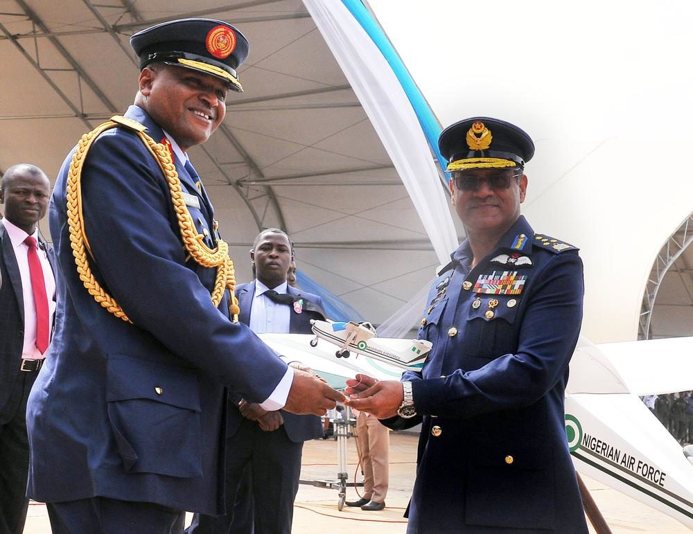 Nigerian Air Force Ranks and Salary Structure 2019 [Detailed] - Oasdom