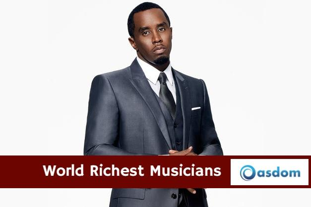 Who is the richest musician in the world 2018-2019? See latest list of top 10 richest musicians in the world 2018 Forbes net worth ranking, asset, lifestyle