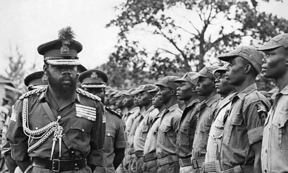 when did Nigerian civil war start? 6th of July 1967 Civil war started in Nigeria