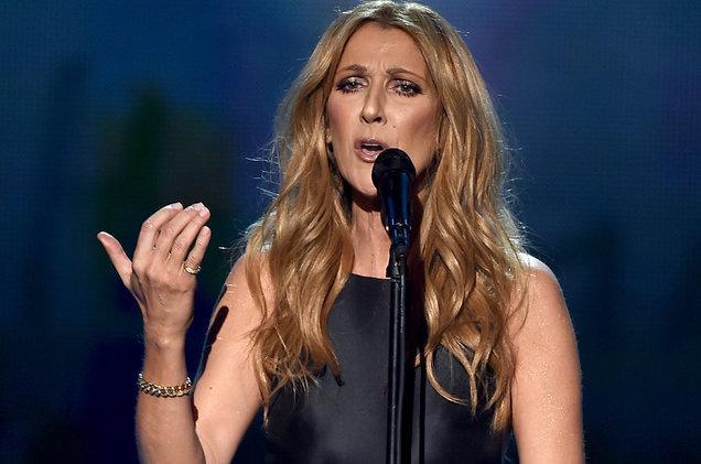 Celine Dion 6th richest world musician