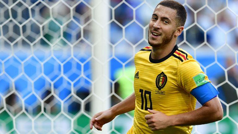 Eden Hazard chelsea footballer - highest paid footballer in the world