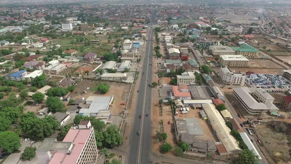 Kaduna state - Ahmadu bello way
