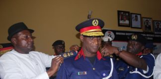 The Nigeria Civil Defence Corps Salary and recruitment programmes
